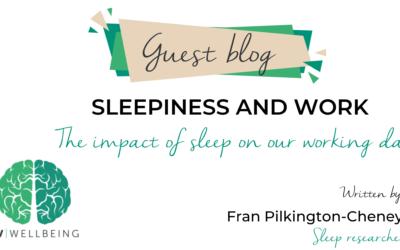 Sleepiness and work